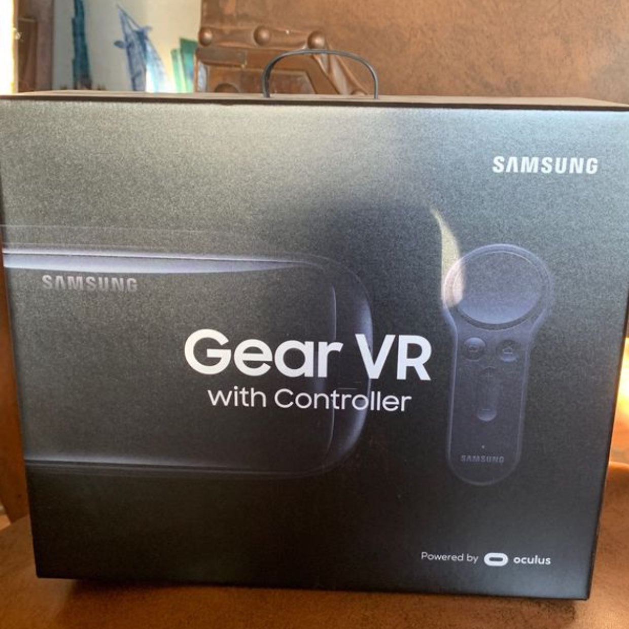 Gear VR brand new with controller