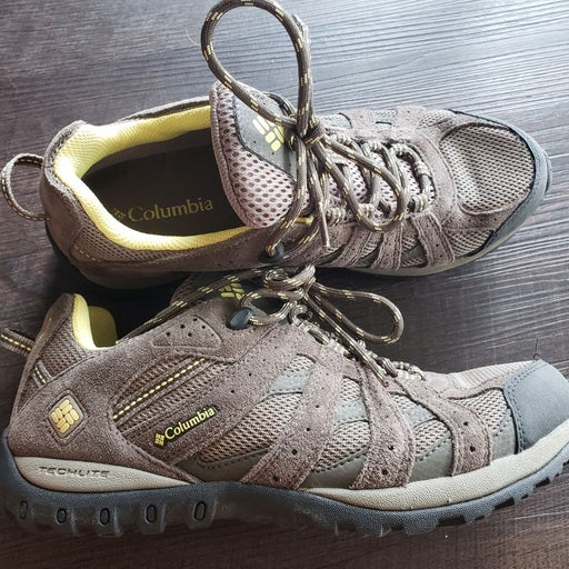 Columbia Women's Hiking boots- size 9