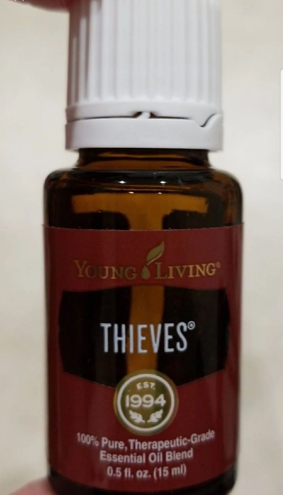 NEW Young Living THIEVES oil 15ml SEALED