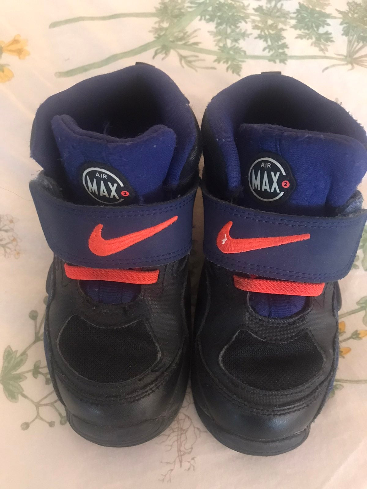 Nike Air Max Toddler Boy Shoes Blue 10