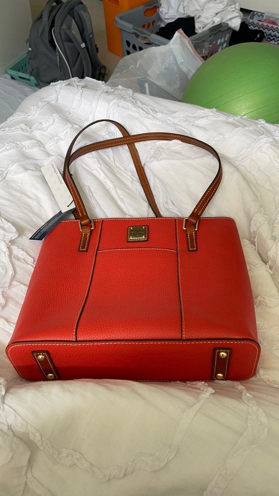 Dooney & Bourke Orange purse