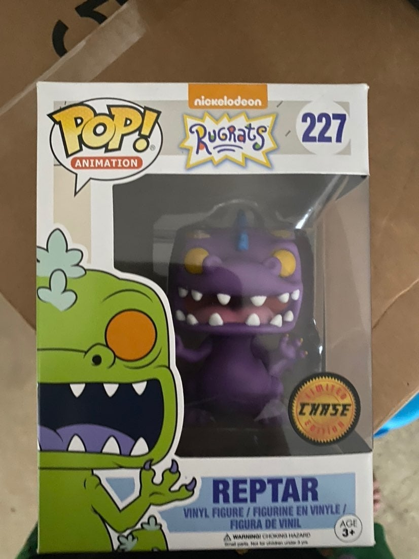 Reptar CHASE