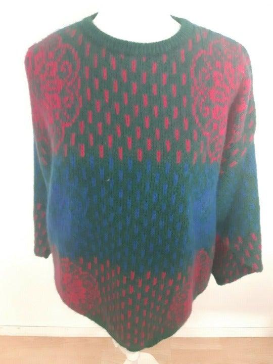 Vintage Benetton Sweater Pullover 90's