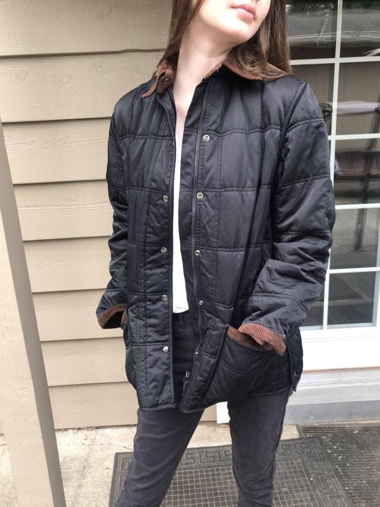 Calvin Klein Raincoat Jacket