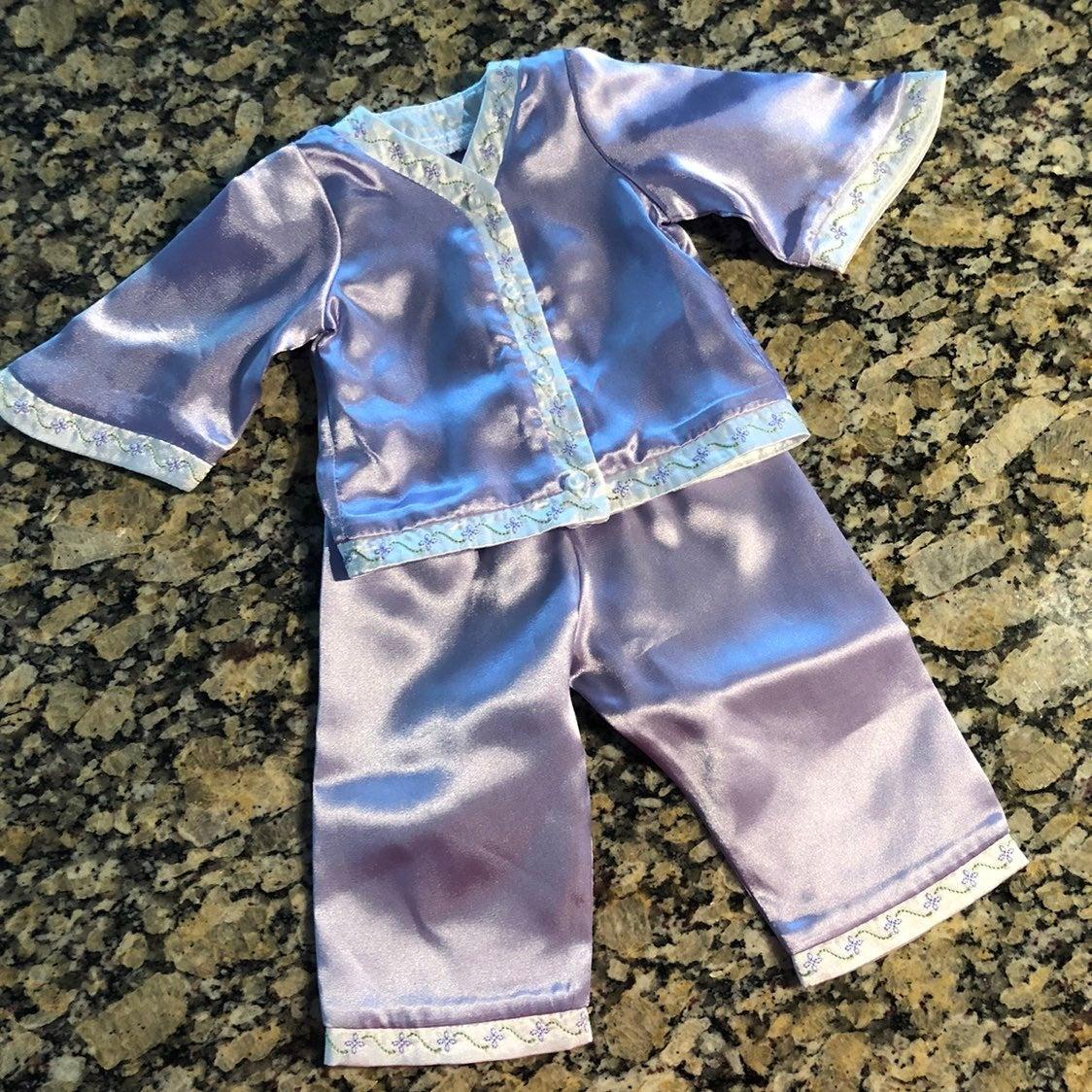 American Girl Nellie Pajamas