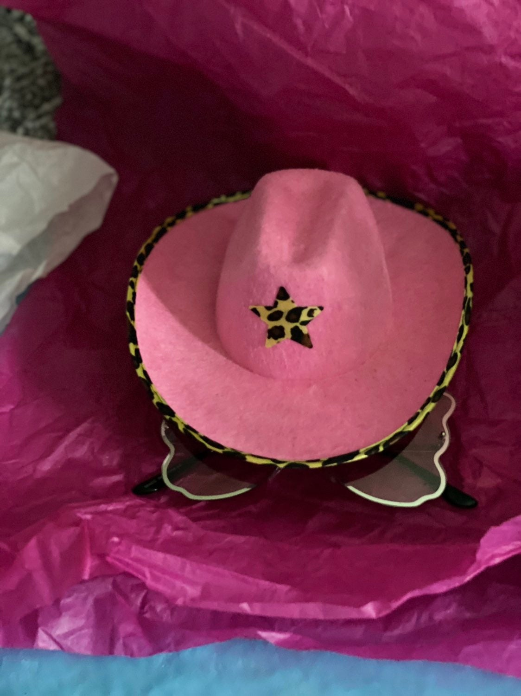 XS Pink Dog Hat