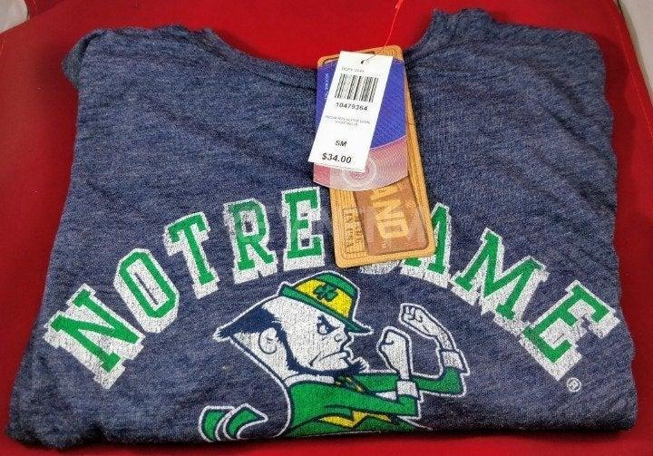 NCAA Notre Dame Fighting Irish Shirt