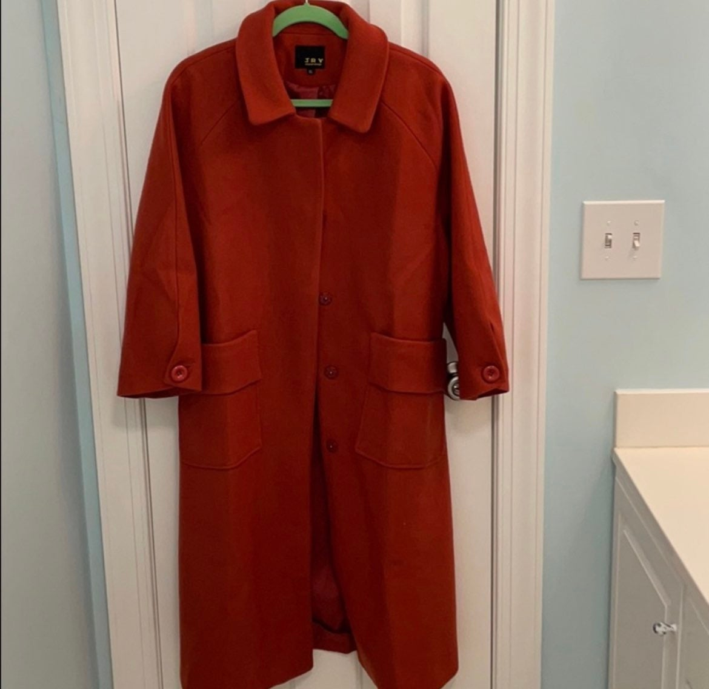 JianRuYi wool - Blend coat