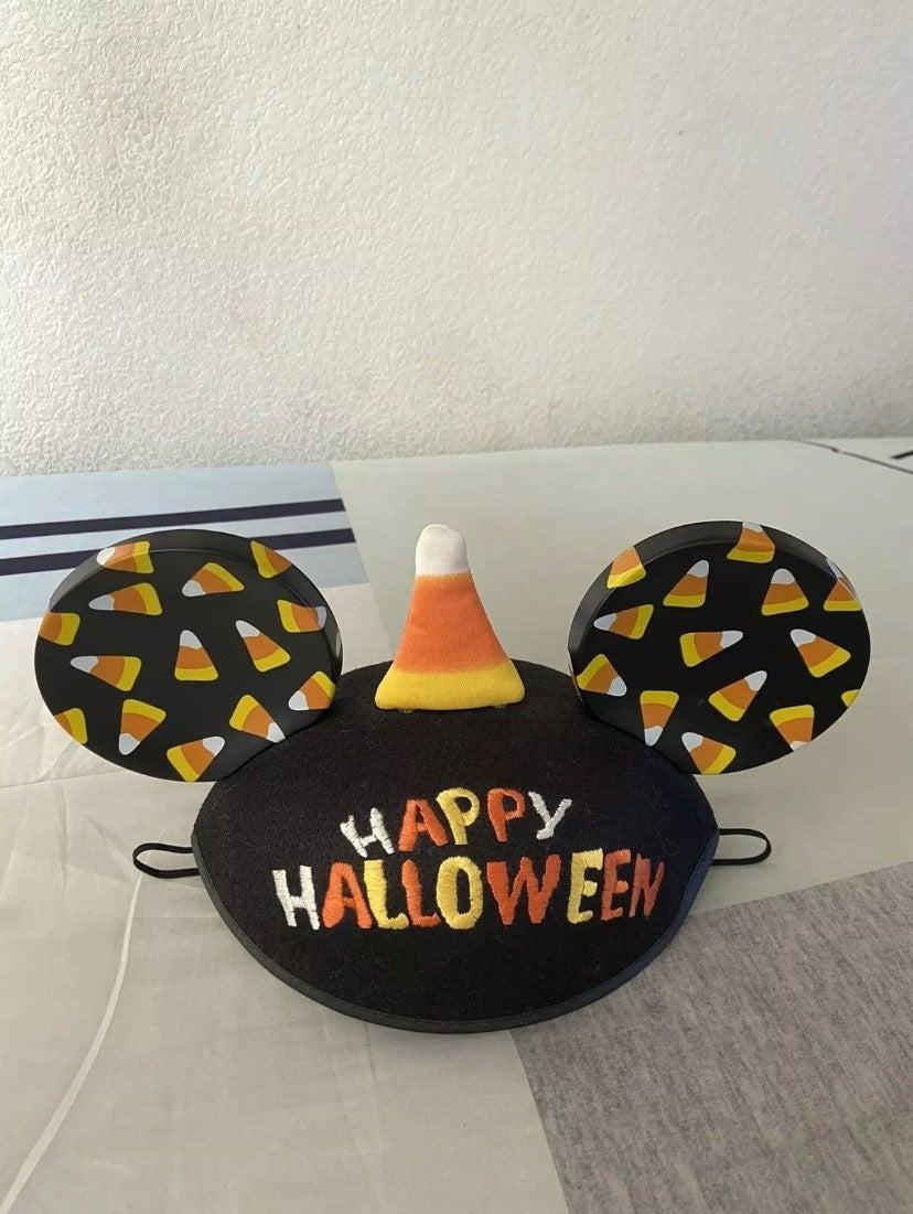 Disney Parks Candy Corn Mickey Ears Hat