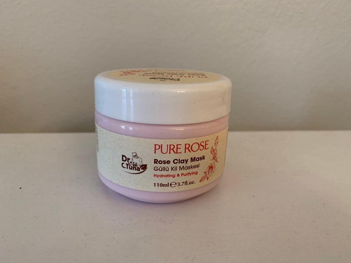 Farmasi rose clay mask