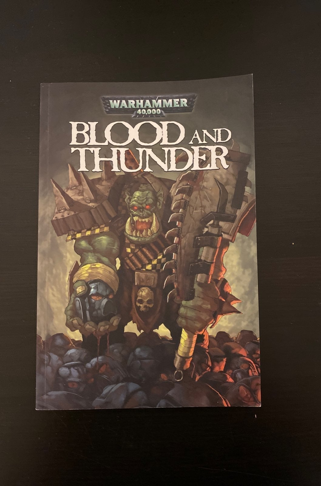 warhammer 40k, Blood and Thunder