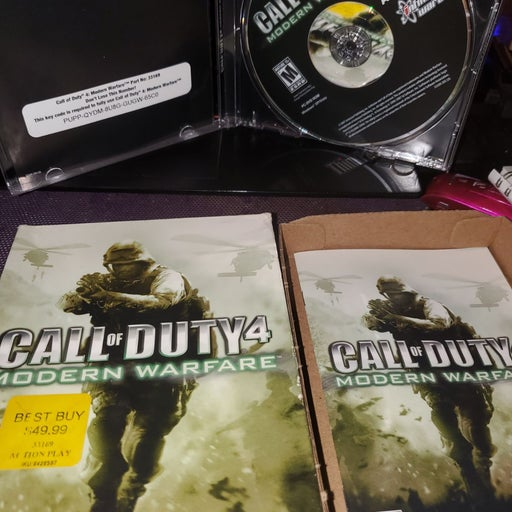 Call of Duty 4 Modern Warfare for PC