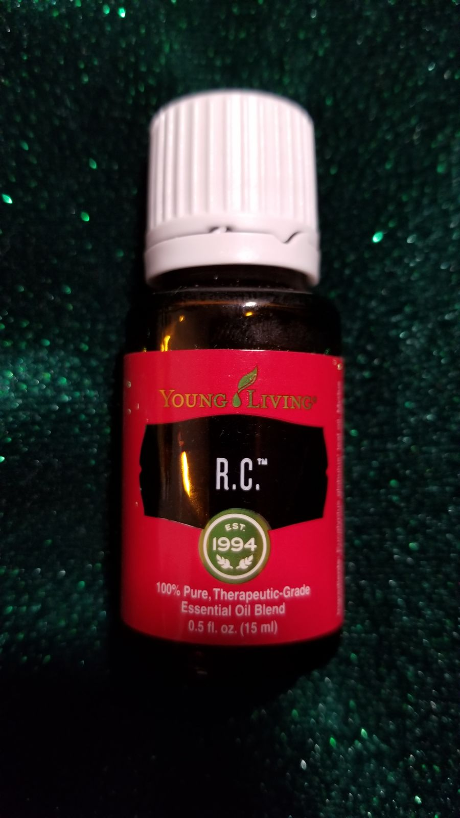 Young Living Essential Oil R.C. RC 15ml