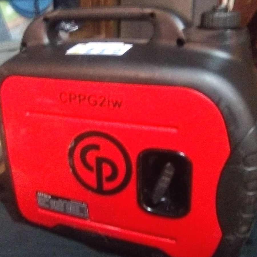 Chicago Pneumatic Suitcase Generator