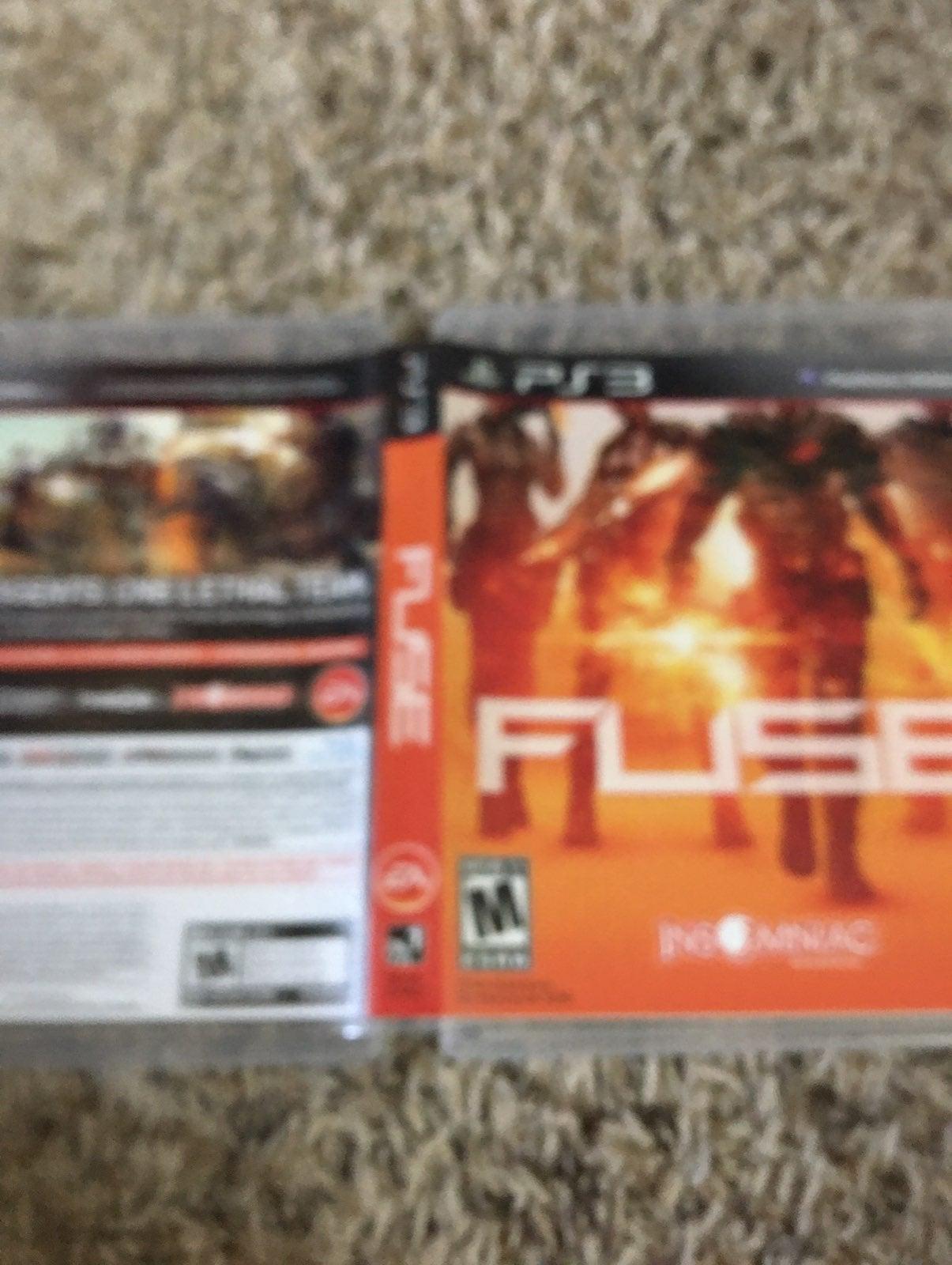 Fuse on Playstation 3
