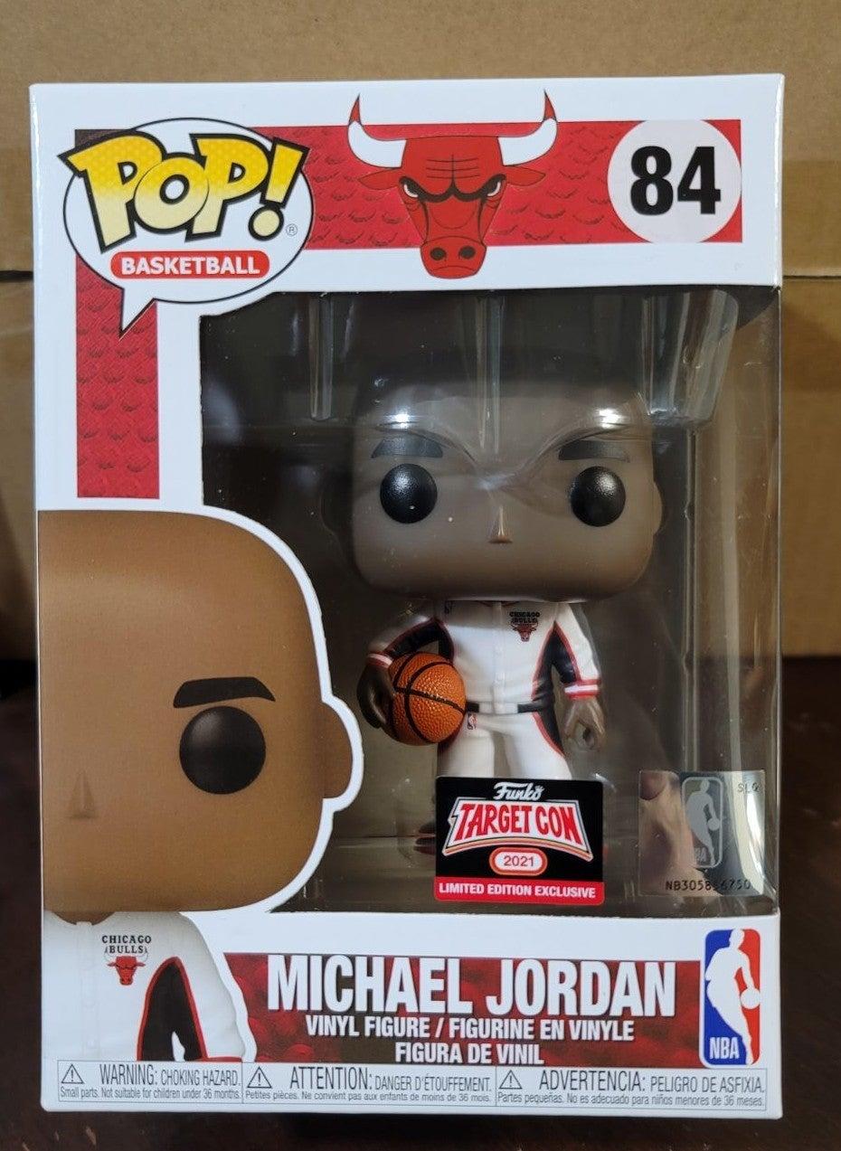 Funko Pop Target Con Michael Jordan