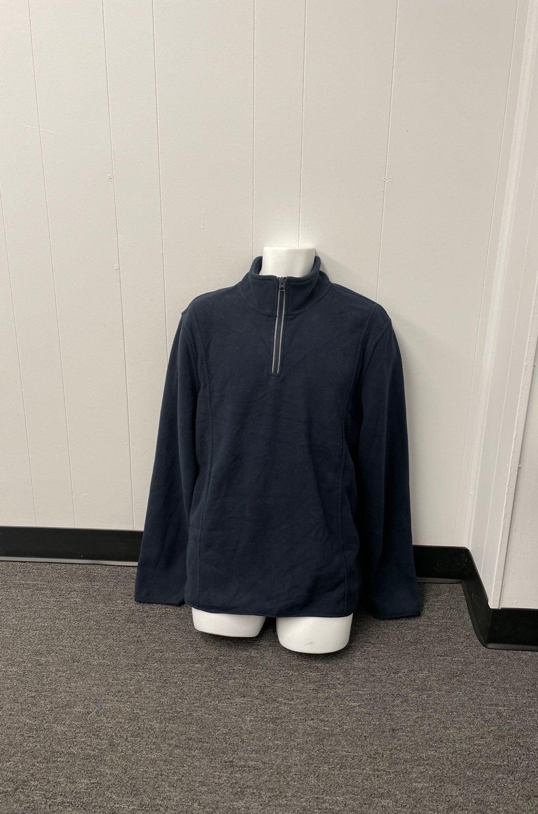 Vintage 1946 Navy Pullover Size L