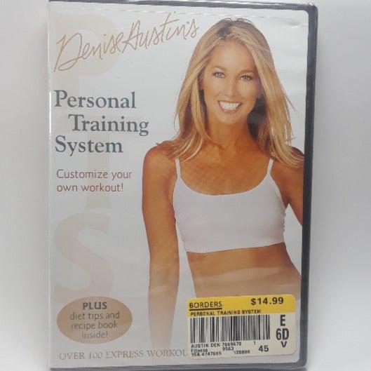 DENISE AUSTIN'S PERSONAL TRAINING DVD