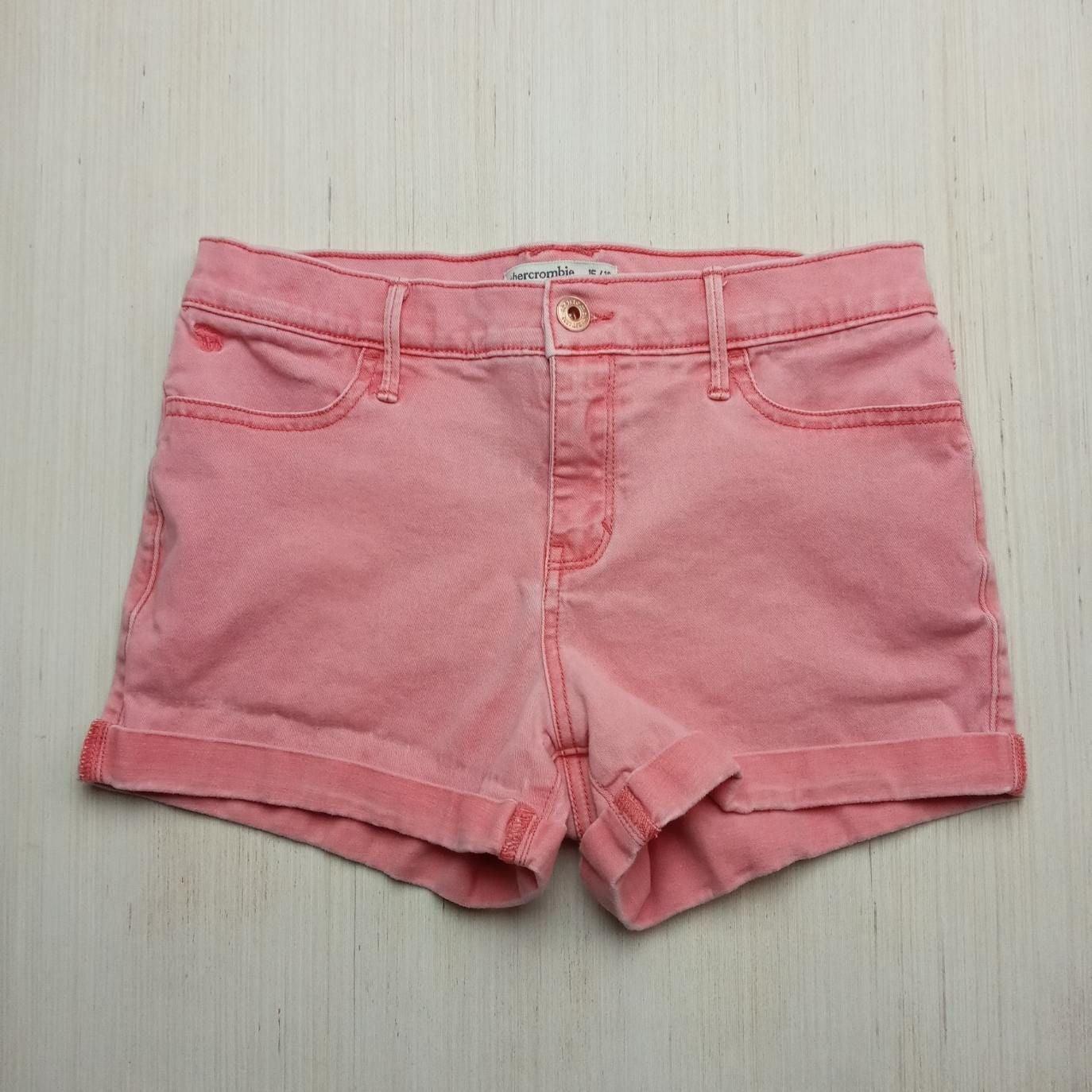 abercrombie kids Girls size 15/16 shorts