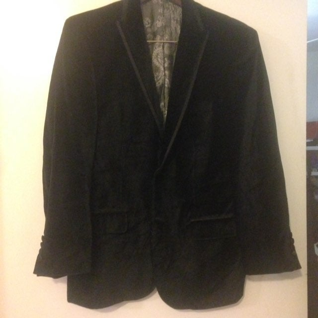 Man Toni Blazer, Made In Italy, Med