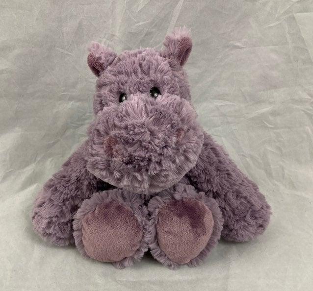 Nat Jules Demdaco Plush Purple Hippo