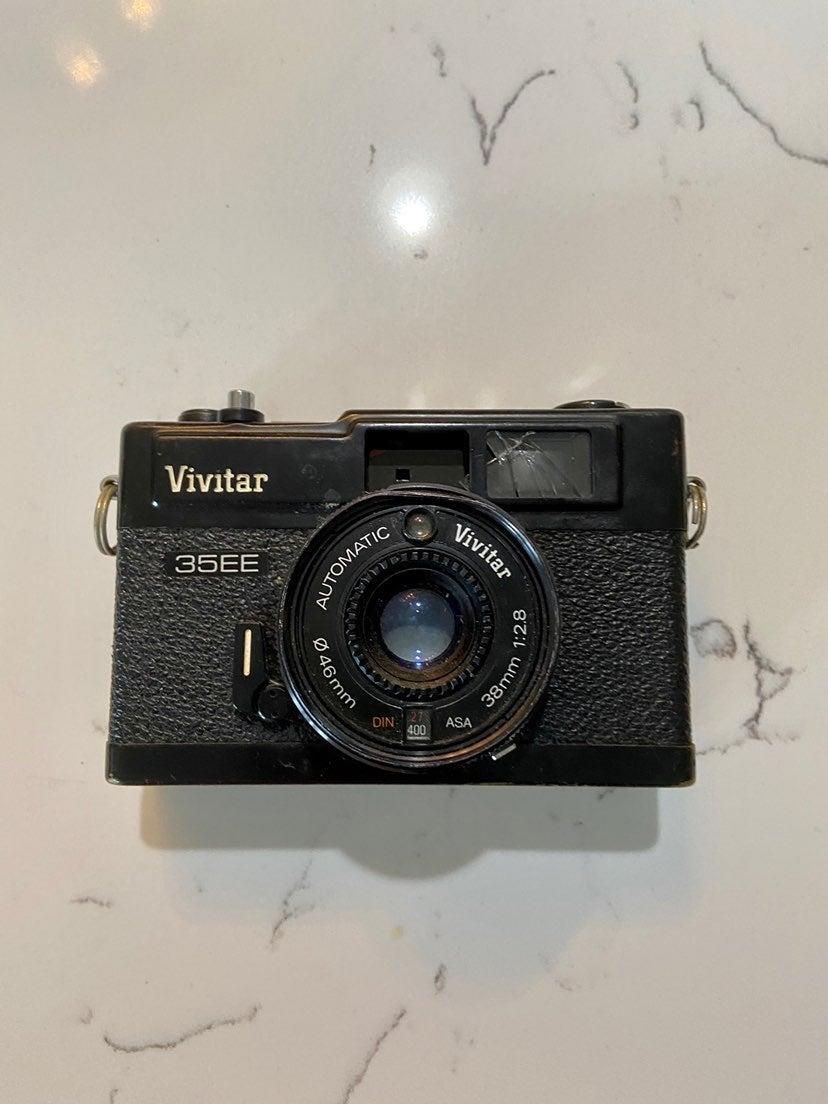 Vivitar 35EE Film Camera Rangefinder