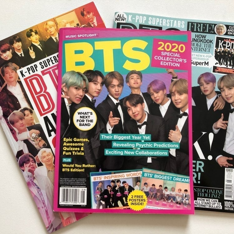 BTS Magazines Bundle