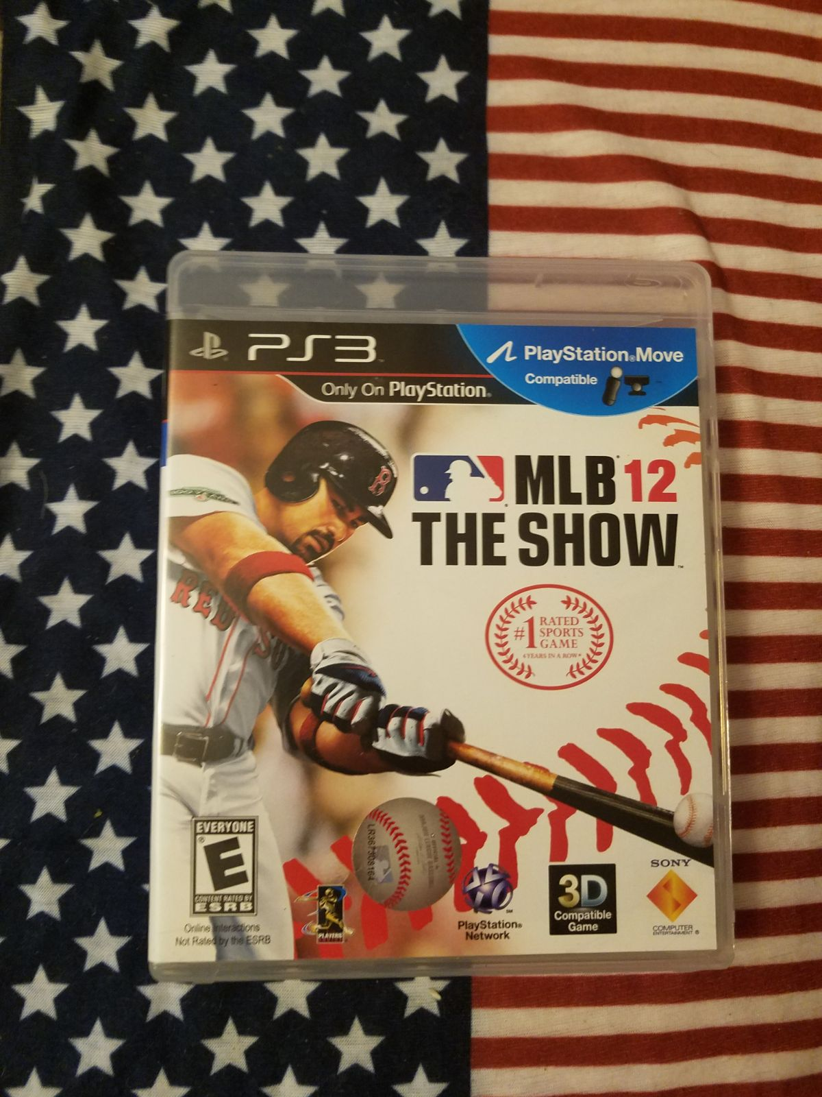PS3. Like new disk! **MLB 12 The Show**