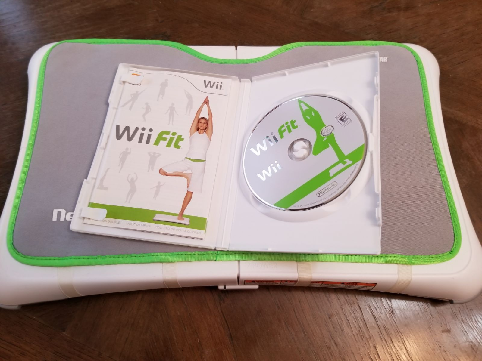 Wii Fit Board Bundle