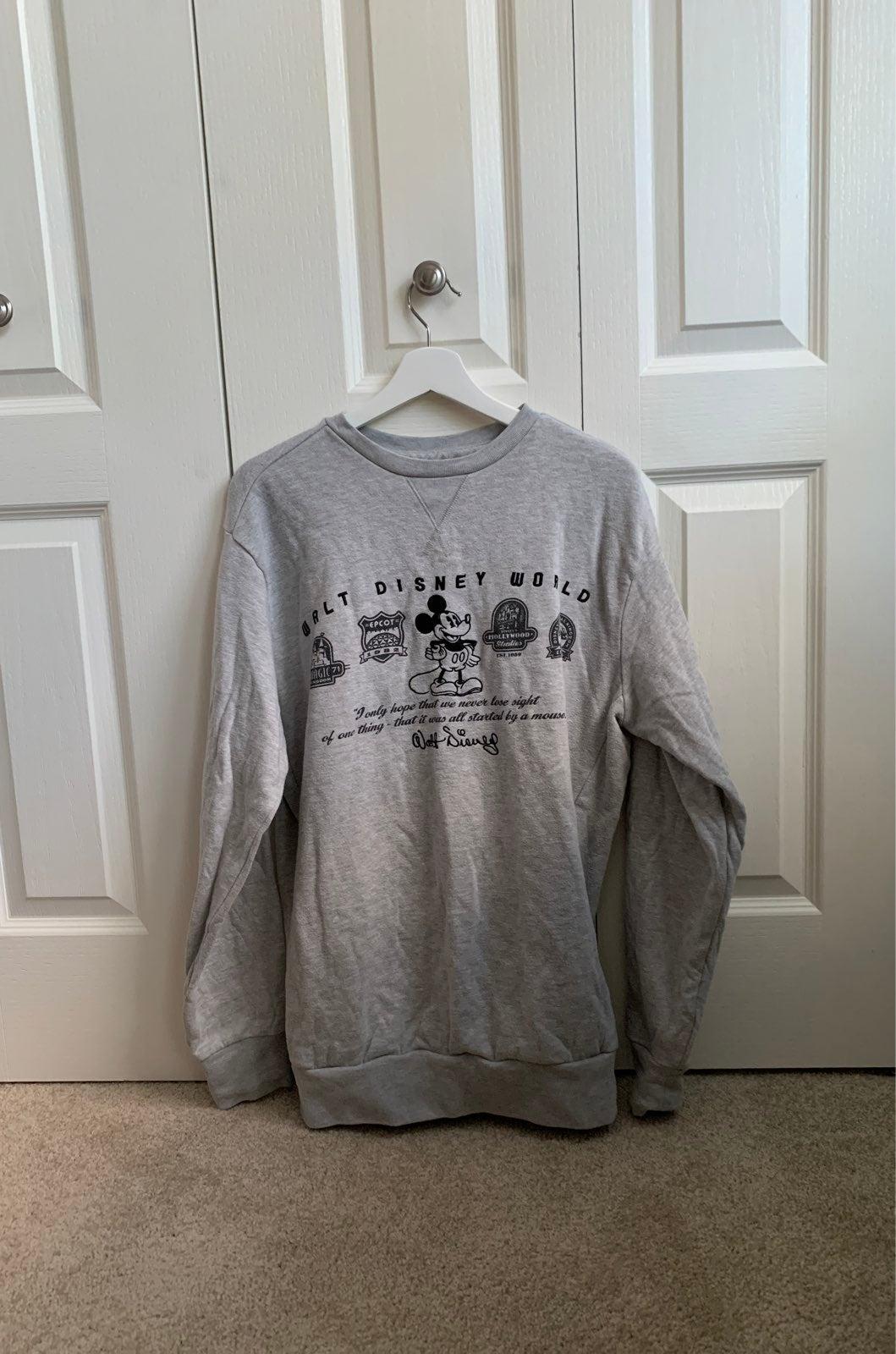 Disney World Sweatshirt