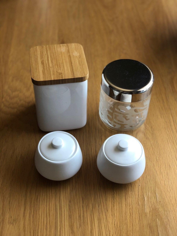 Kitchen Food Storage Porcelain Valuable