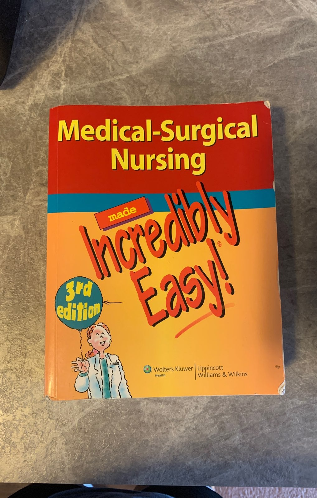 Medical-Surgical Nursing Made Incredibly