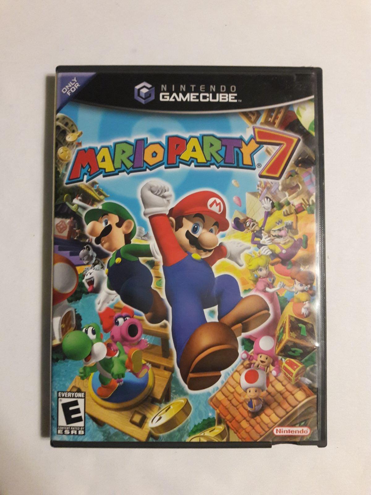 Mario Party 7 on Nintendo GameCube