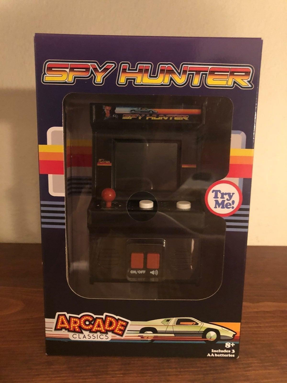 Spy Hunter Arcade Classic Game