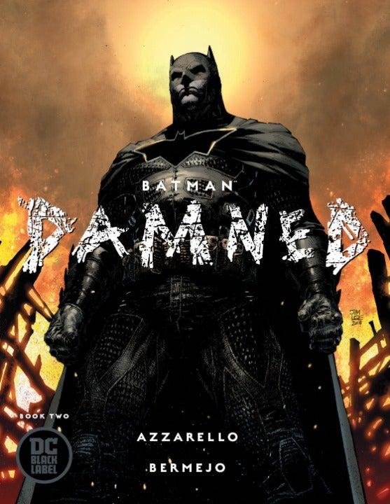 Batman Damned #2 VAR DC 2018 NM