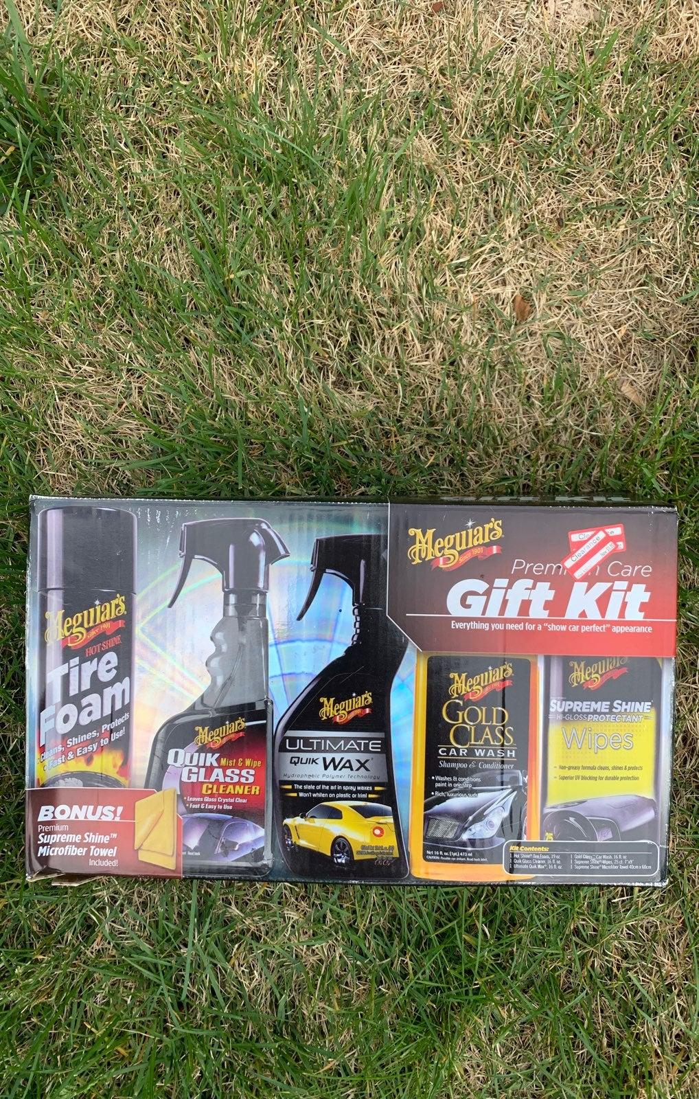 Meguiar's Car Care Gift Kit