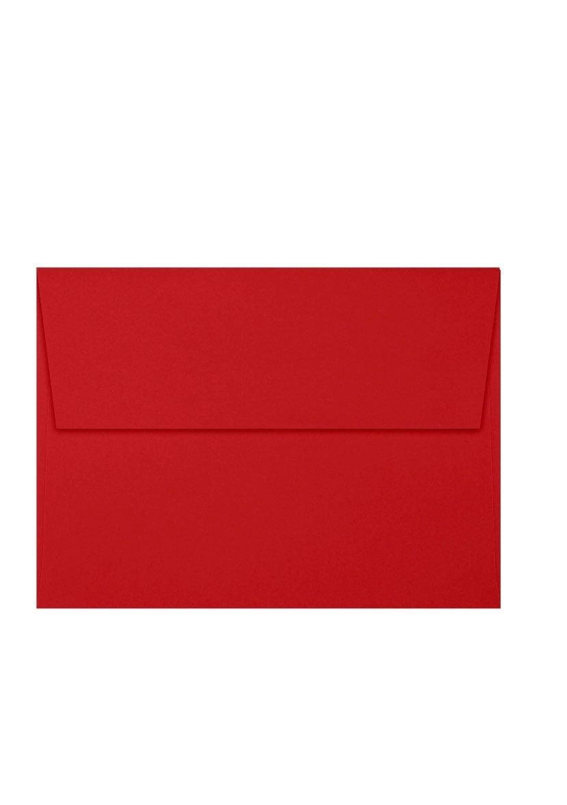 Invitation envelopes (50PCS)