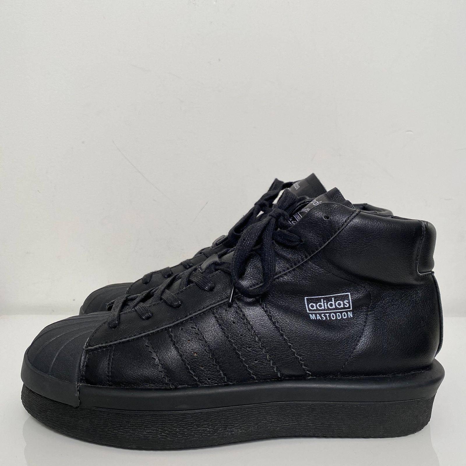 Adidas Rick Owens Mastodon Black