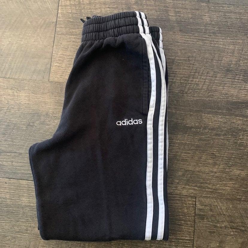 Adidas Sweat Pants in Black