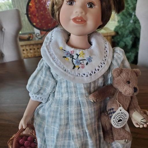 Boyds bears doll