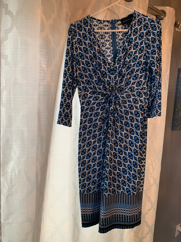 Donna Morgan Maternity Dress