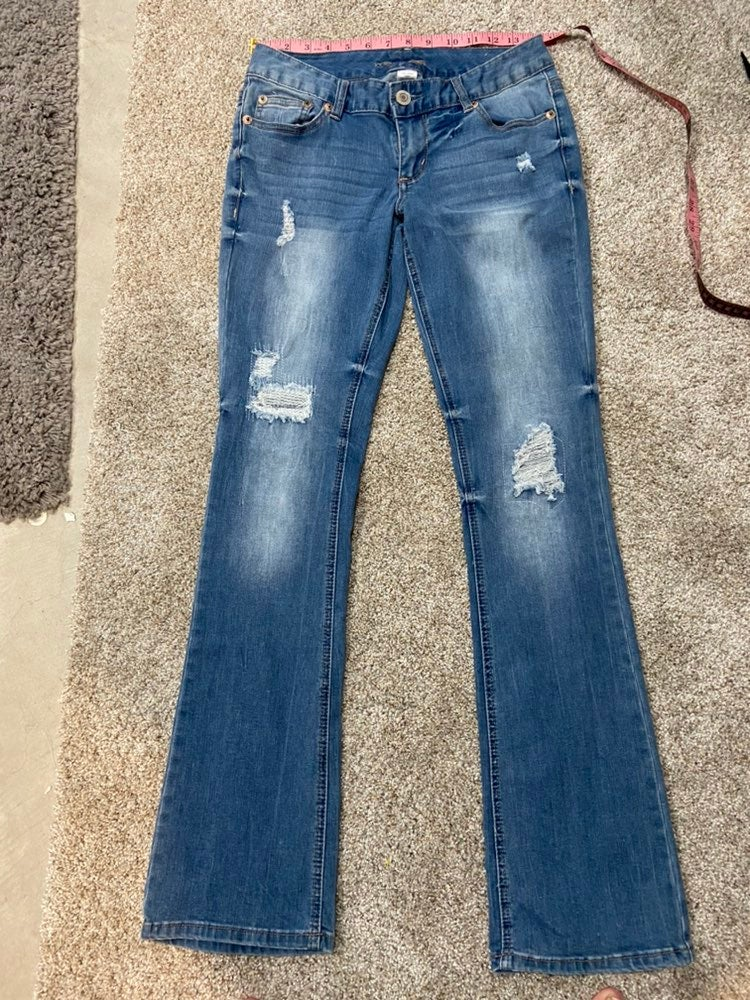 Maurices jeans womens size 3/4 Reg