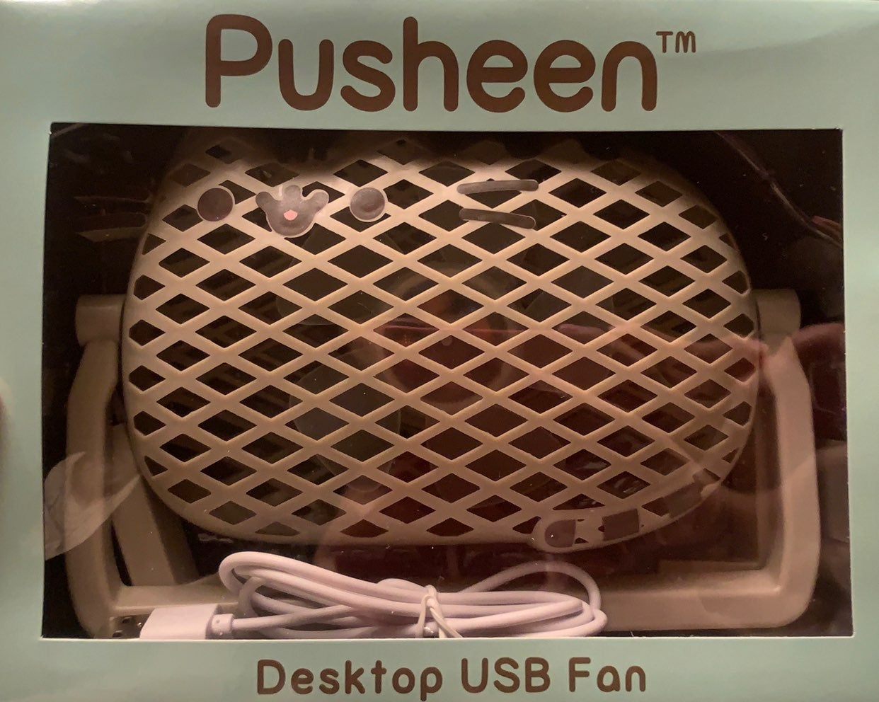Pusheen USB Fan