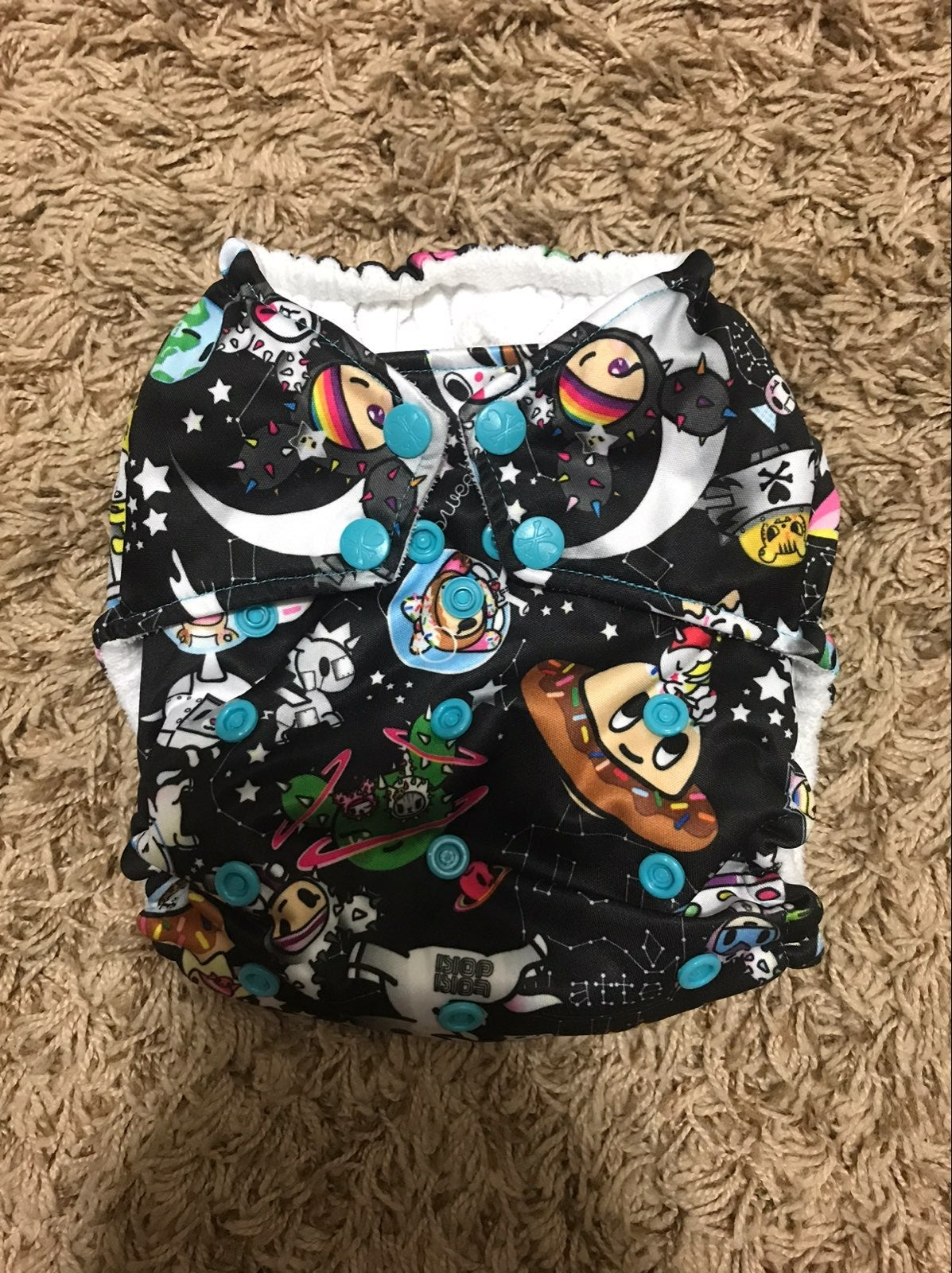 TokiSpace cloth diaper