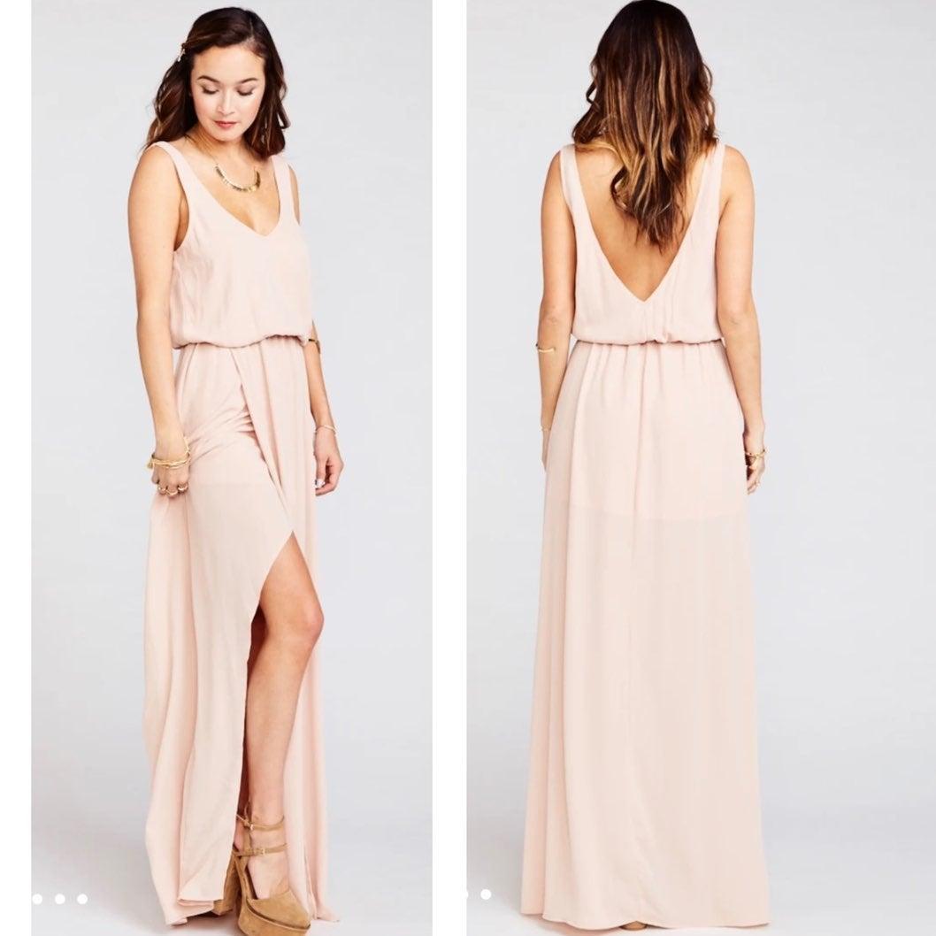 Show Me Your Mumu NEW Kendall Maxi Dress