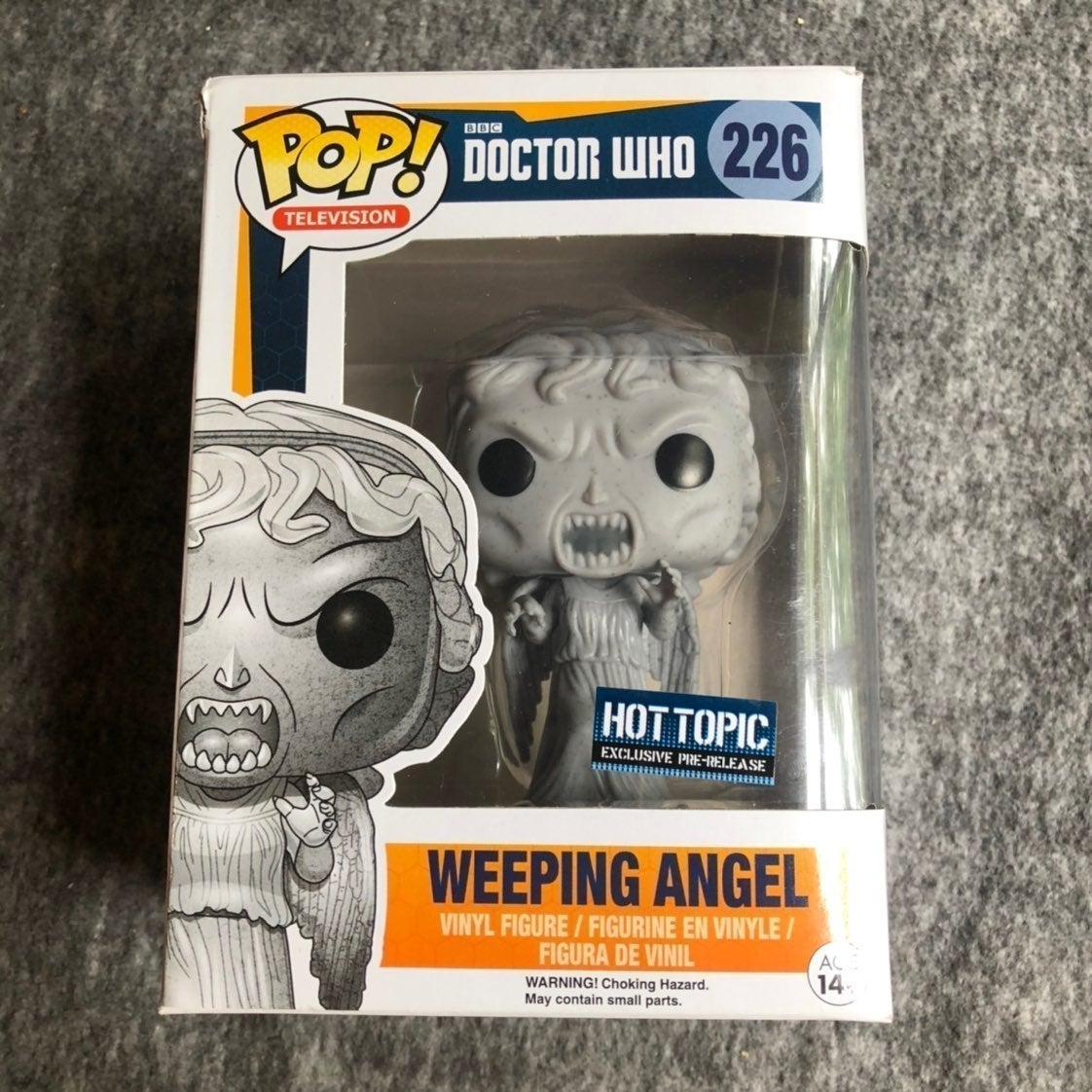 Weeping Angel Funko Pop