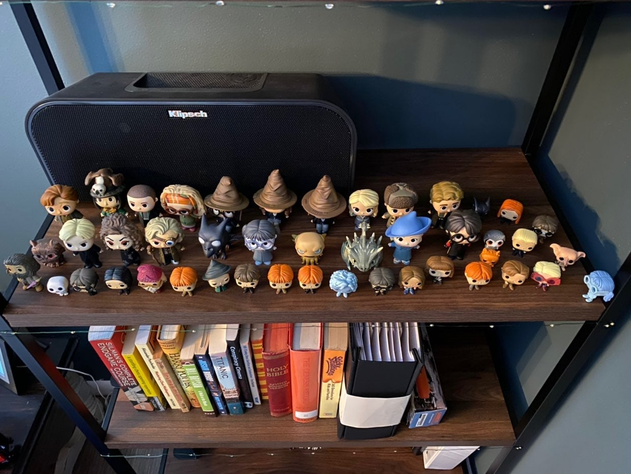 Harry Potter Mystery Mini Funko Lot!