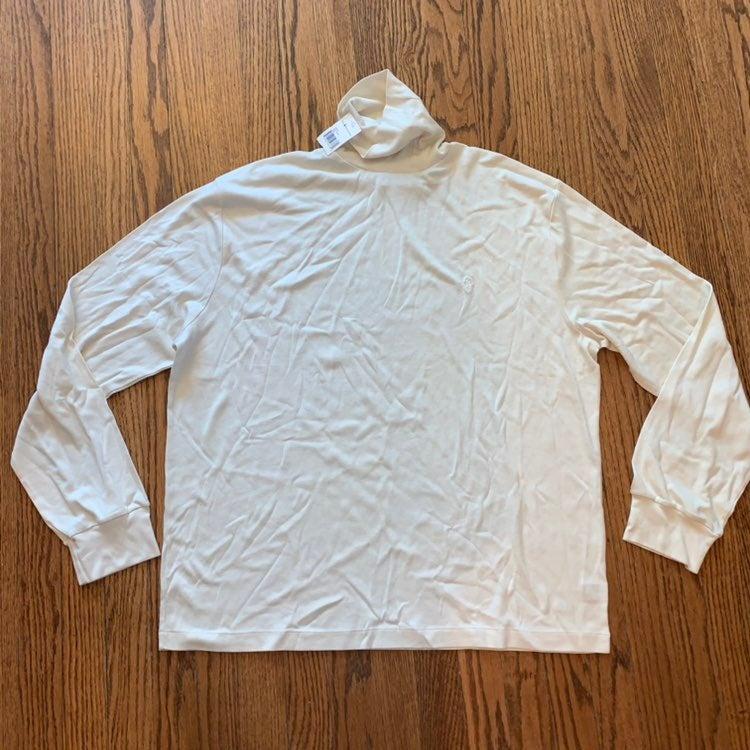 NWT Polo Ralph Lauren Cream Off white Tu