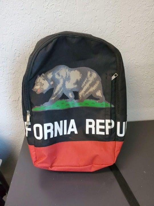 CALIFORNIA REPUBLIC BACKPACK
