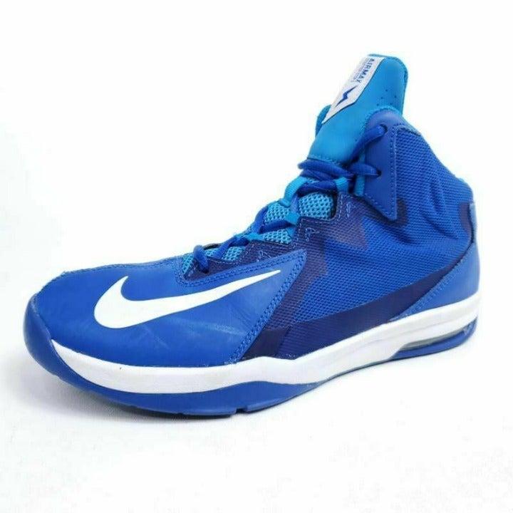 Nike Air Max Boys 7 Stutter Step 2 Blue